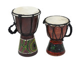 Aboriginal Djembe Drums