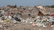 Ecological pollution, dumping of garbage