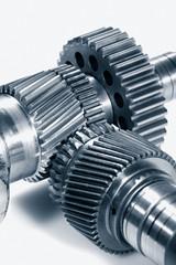 aerospace rocket gears