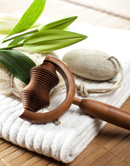 massage exfoliant