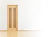 洋室のドア