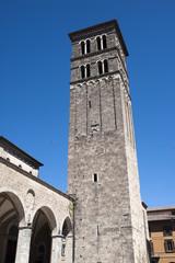 Rieti (Lazio, Italy) - Medieval cathedral