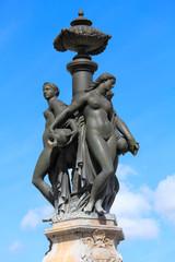 Fontaine des Trois Grâces, Bordeaux, France