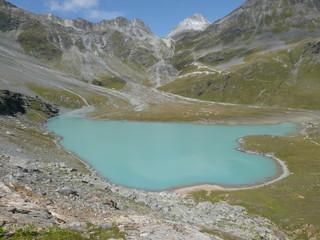 Lac Blanc  Parc de la Vanoise