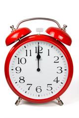 Wecker 12 Uhr / Twelve a clock