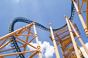 roller coaster fraction
