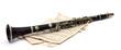 clarinet and music - 34800997