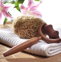 bain et massage