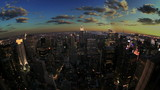 New York City Day to Night Timelapse
