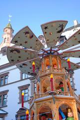 Weihnachtspyramide Leipzig