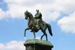 Statue of King Johann