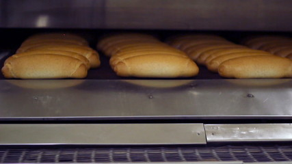 Fresh bread production