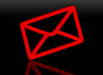 3d red mail