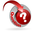 question sur bouton web 3d rouge