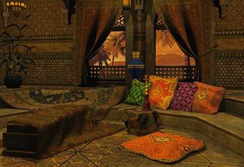 ararabian scenery