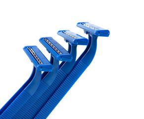 razor blades