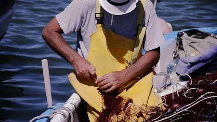 pescatore in sardegna