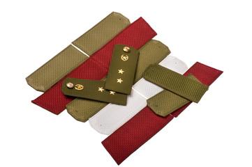 Russian shoulder strap