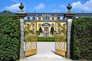Eingangstor Schloss Herrenhausen Hannover
