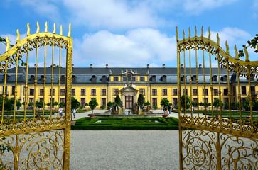 Eingangsportal Schloss Herrenhausen, Hannover