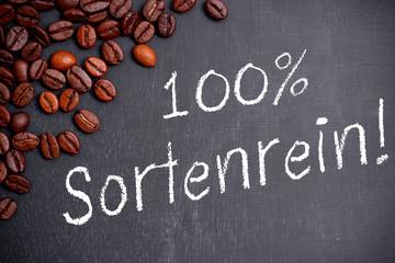 100% Sortenrein
