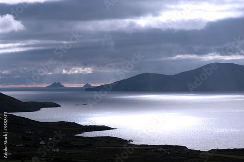 skellig rocks view