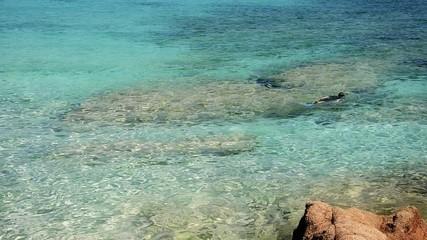 mare di sardegna e snorkeling