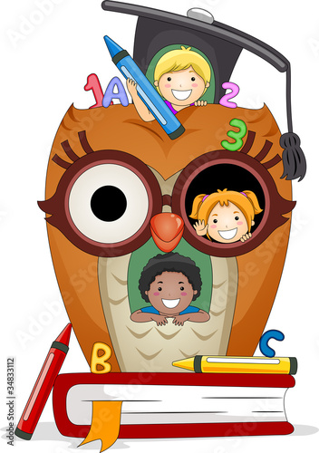 Kids Owl House