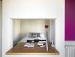 dettaglio di camera da letto moderna