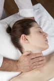 point de massage du cou