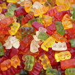 gummy bear background