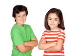 Two beautiful children
