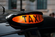 Illuminated London Taxi Sign - 34847148