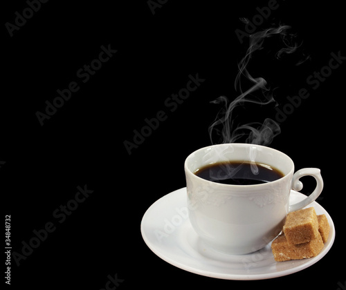 coffee and cup