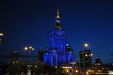 Warszawa nocą - 34850165