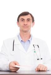 positive doctor