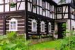 Umgebindehaus - half-timbered house 04
