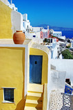 colors of Greece series - Santorini - Fine Art prints