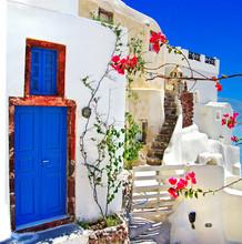 traditionellen griechischen Inseln Serie - santorini