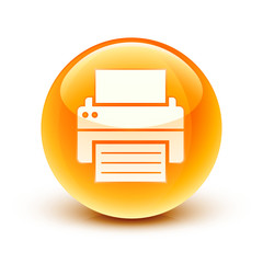 icône imprimante / printer icon