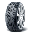 Leinwanddruck Bild - Winter tire with alurim on white background
