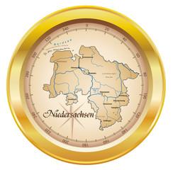 Freistaat Niedersachsen  in SVG