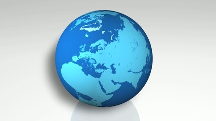 world rotate