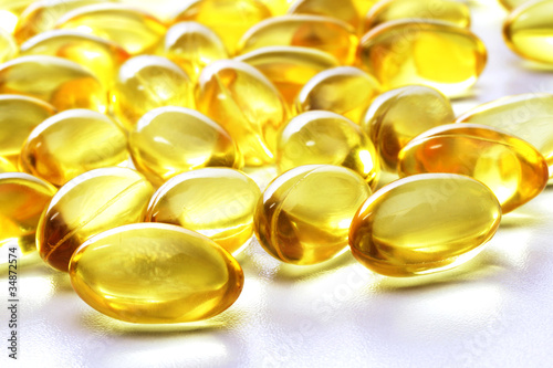 E vitamin  Pills -Medical prescription