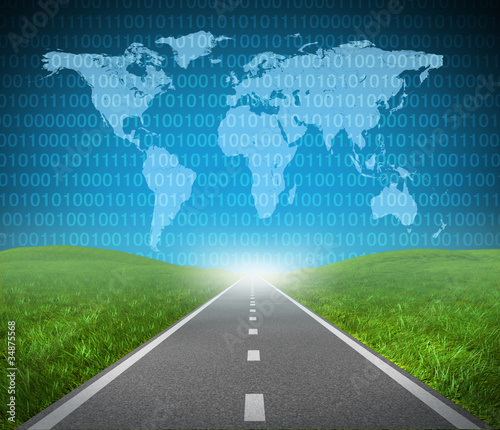 Internet highway
