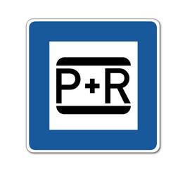 parken und reisen, verkehrszeichen