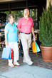 Shopping Seniors - Strolling