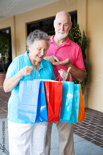 Shopping Seniors - Inflation