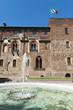 Abbiategrasso (Milan), castle