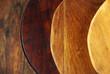 Dunkles Holz - Helles Holz